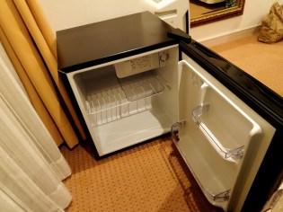 ホテルケーニヒスクローネ神戸の冷蔵庫