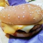 チーズチーズてりやきマックバーガー