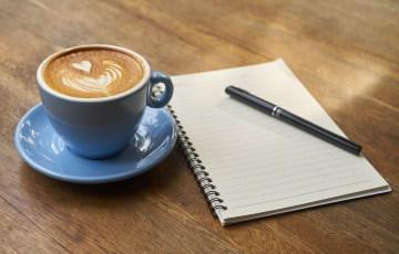 coffee & pen