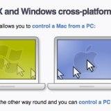 WindowsとMacのキーボードとマウスを共有するShareMouseの使い方