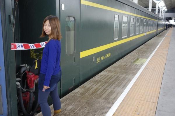 電車と妙子
