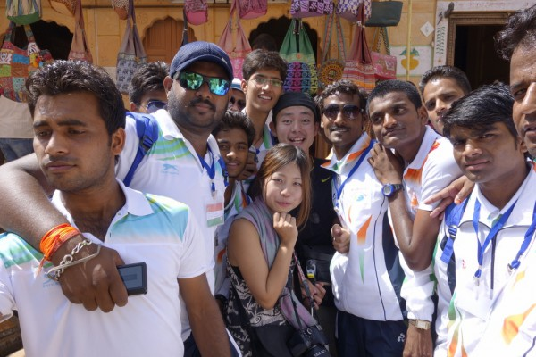 インド人気者