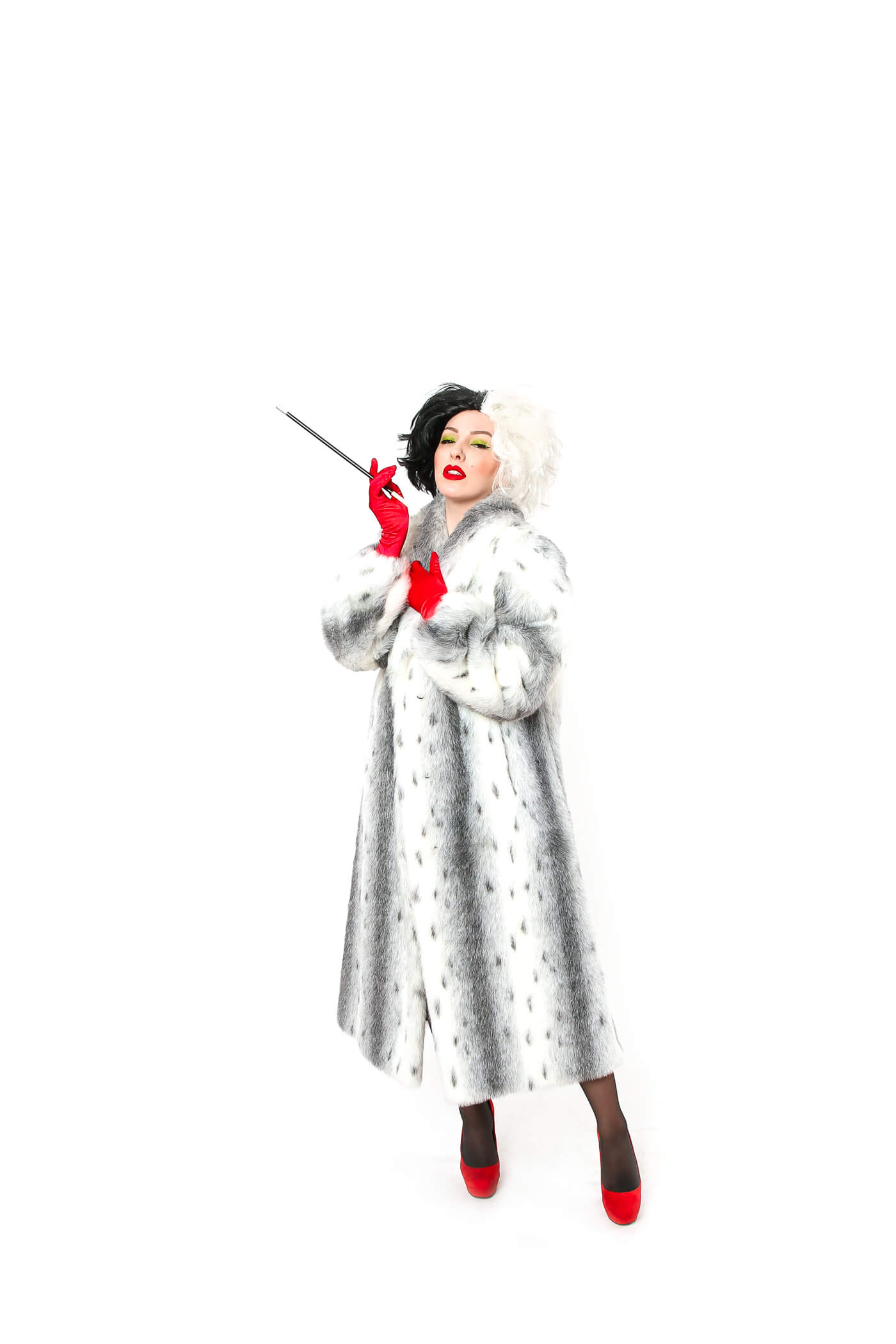 Cartoon Cruella De Vil