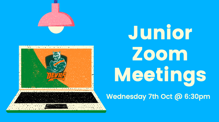 Zoom Junior Meeting