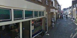 Coffeeshop Trenchtown - Google StreetView
