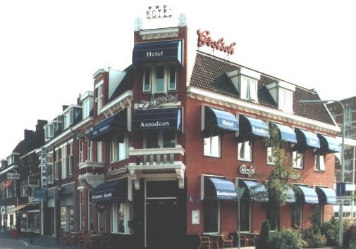 Hotel Amadeus in Enschede