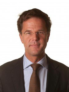 Premierminister Mark Rutte (VVD) - Foto: Wikimedia Commons