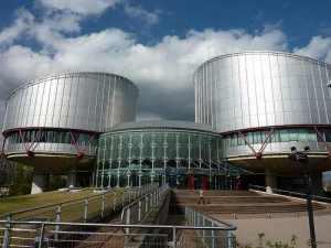 Ist das gerecht? Europäischer Gerichtshof für Menschenrechte in Straßburg - Photo CC-License by r2w6of