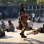 Selassikai beim 'Smoke in the park'