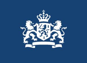 Wappen der niederländischen Regierung