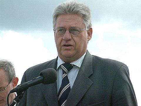Erstmal verloren: Bürgermeister Vreeman (C BY-SA 3.0, Foto: Jan Lapère)