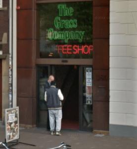 Grass Company Tilburg (Quelle: Google Streetview)