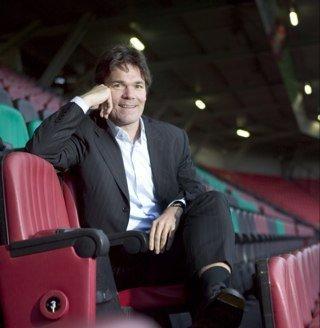 Paul Depla bald Bürgermeister von Breda (Foto via Twitter)