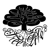 "Logo von Amsterdams CSC ""Tree of Life"""
