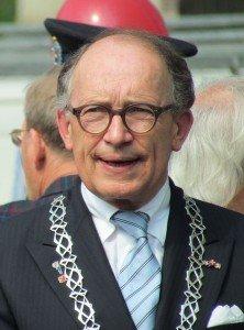 Bürgermeister Fred de Graaf