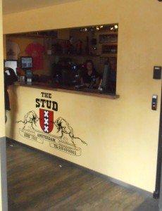 "Coffeeshop ""The Stud"""