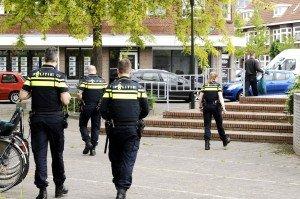 Polizei in EIndhoven