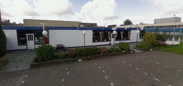 Parkplätze haben sie ja welche... (Foto via Google StreetView)