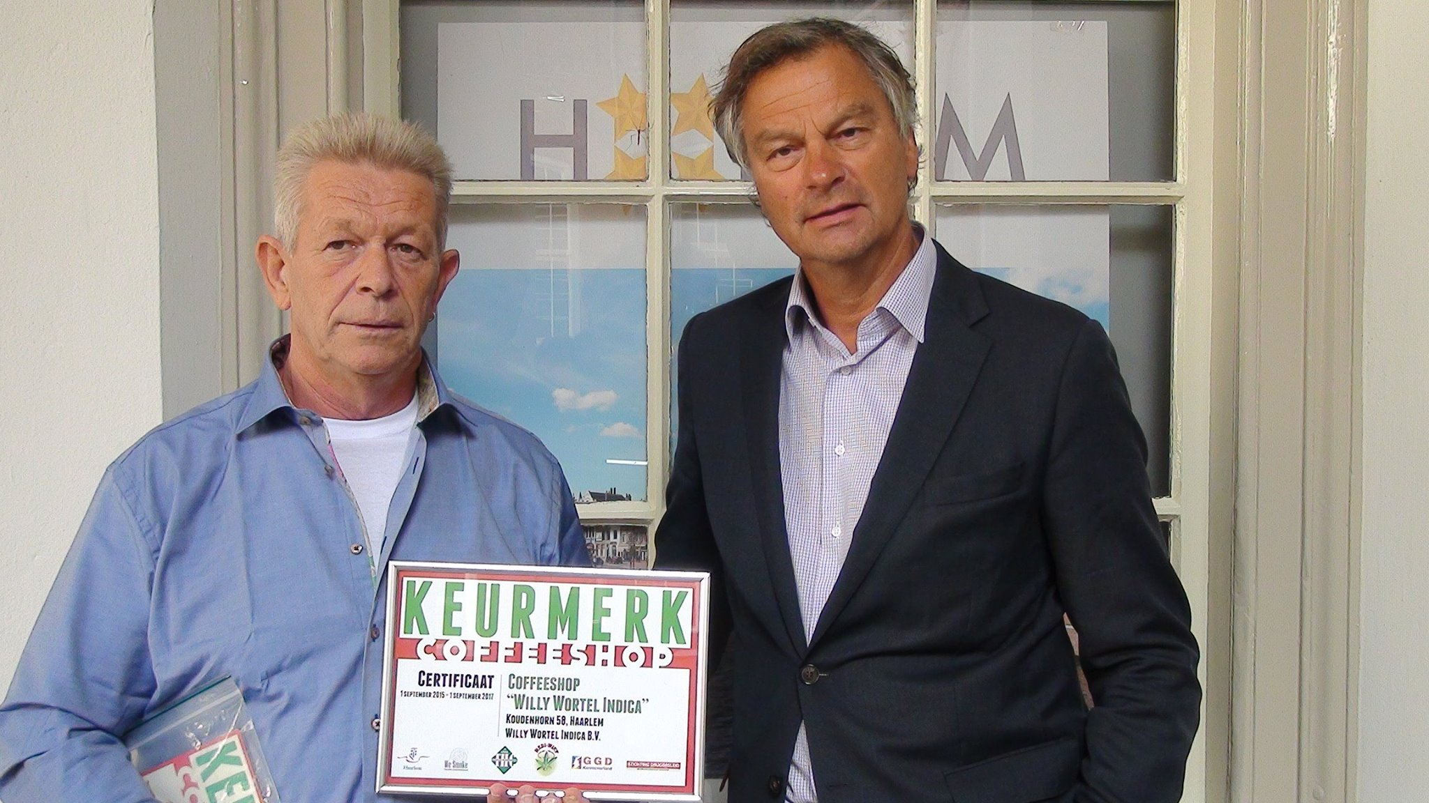 Bürgermeister meets Bürger-Meister, Foto: E.m. Donk