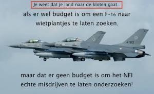 Du weißt das dein Land am Arsch ist, wenn Geld da ist um mit Kampfflugzeugen Hanfpalnatagen zu suchen, aber kein Cent dafür um echte Verbrecher zu verfolgen.