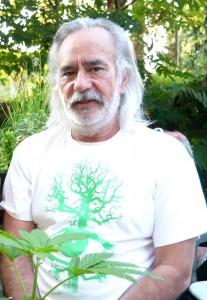 Einer der Dozenten der Seminare: Wernard Bruining