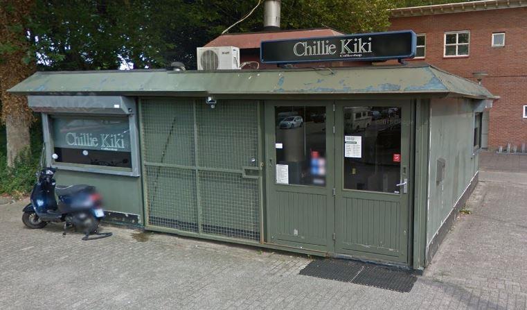 Coffeeshop Chillie Kiki in Almere Haven (quelle: Google streetview)