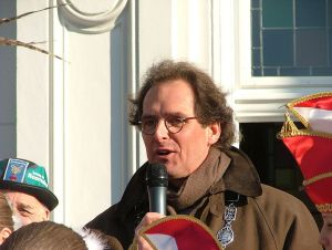 Bürgermeister Rombouts