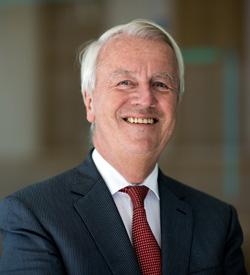 Bürgermeister Peter Noordanus