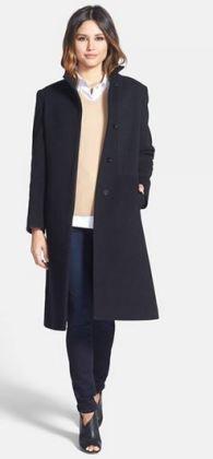 zaria black coat