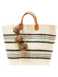 A Pretty Penny | Summer Carry-alls: Mar Y Sol Caracas Tote