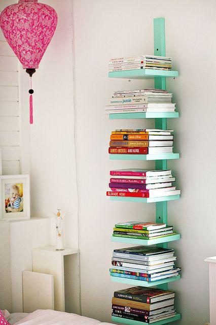 vertical book storage