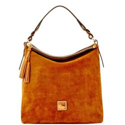 Dooney and Bourke Suede Sloan