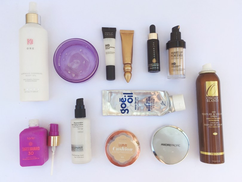 beauty empties, beauty reviews, keiralennox.com
