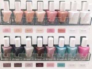Essie Gel Couture 2-Step System, DIY Manicure, New Beauty Launches 2016