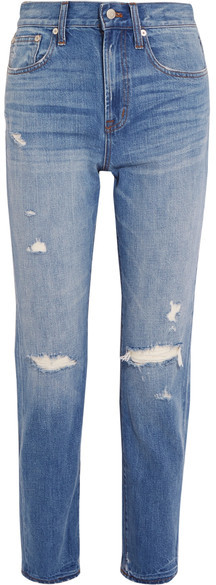 Vintage-Inspired Jeans