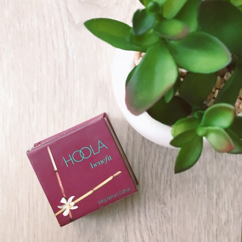 Benefit Hoola Bronzer Packaging Hack