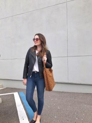 LOFT Performance Legging Skinny Jean
