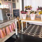 How To Set Up A Bouquet Bar Keira Lennox