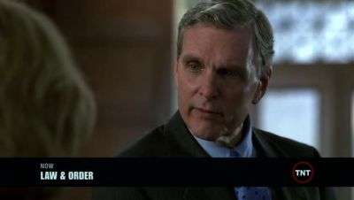 Keir Dullea as Paul Lyman from the 'Law & Order' eleventh season episode Hubris.