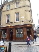 John Snow pub, Soho