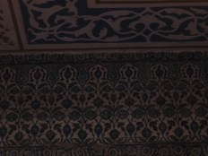 Inside the Blue Mosque - Iznik wall tiles