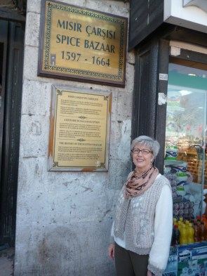 At the Spice Market