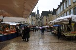Market at Sarlat