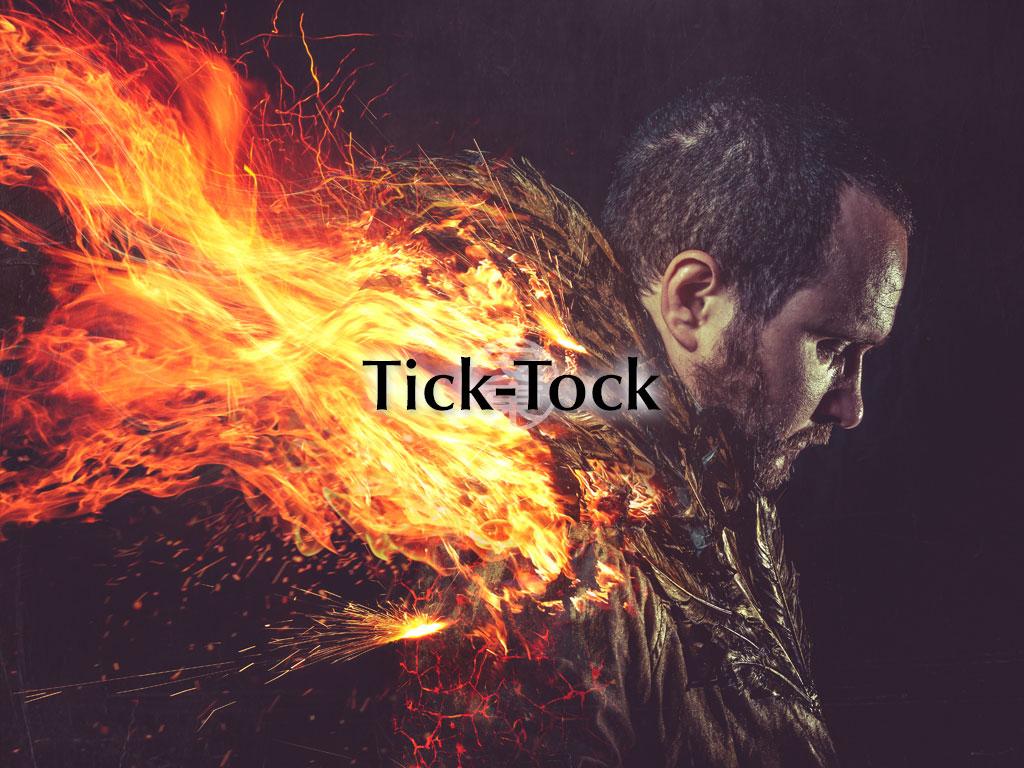 Tick-Tock - A Poem