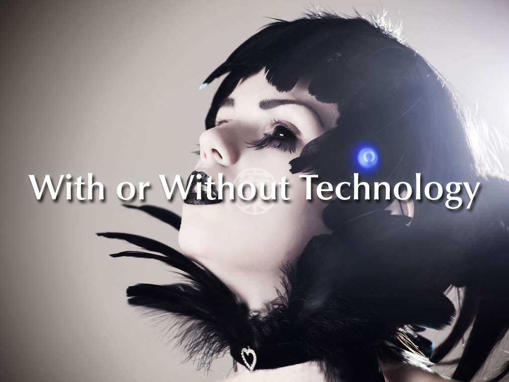 With or Without Technology - A Poem