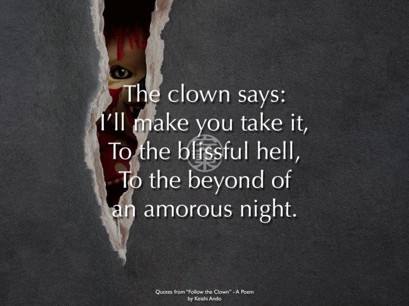 Follow the Clown