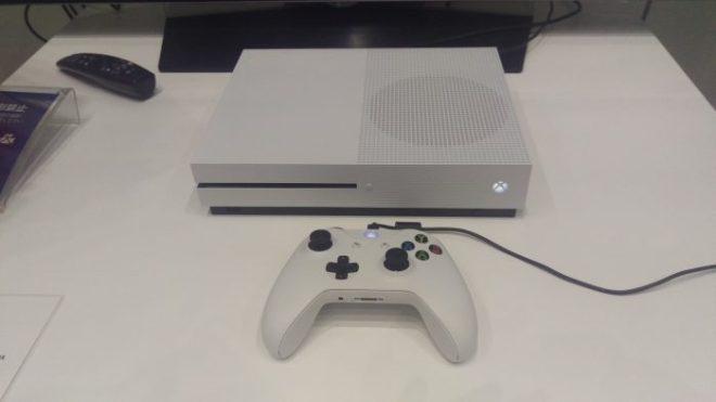 小さくて素晴らしい Xbox one S