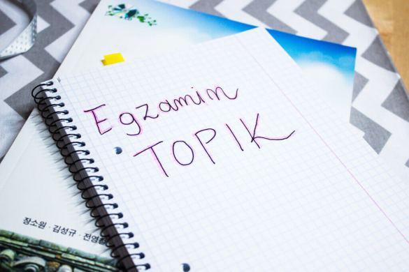egzamin z koreańskiego