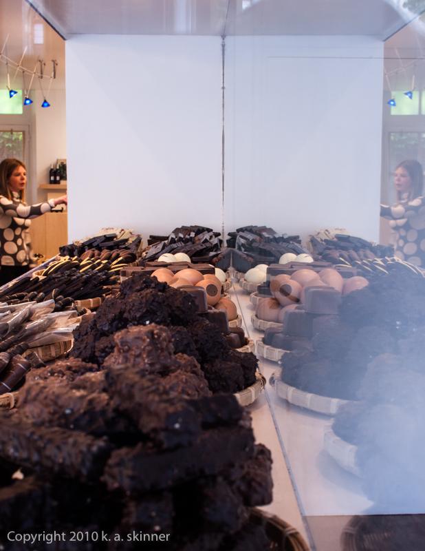 La Fée Cabosse Chocolat - Dinan, Brittany, France