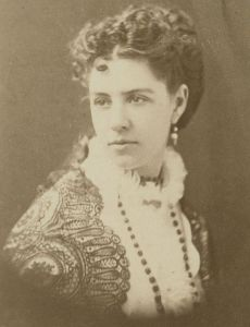 Ina Coolbrith about 1871, age 29